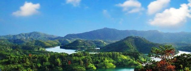 惠州红花湖18公里畅跑